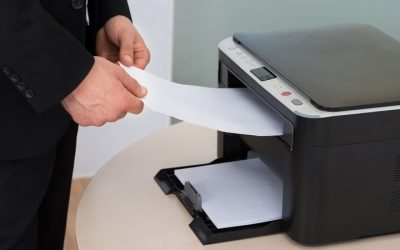 Economize tinta da sua impressora