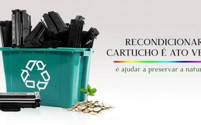 Cartuchos Remanufaturados: economia e preservação ambiental